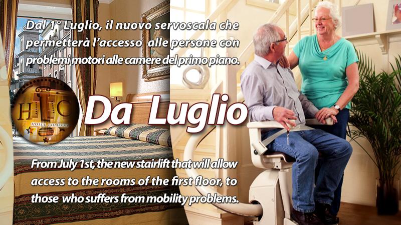 stairlift disabled senior